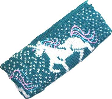 Unicorn w/Sparkle Accents Head Band(s)